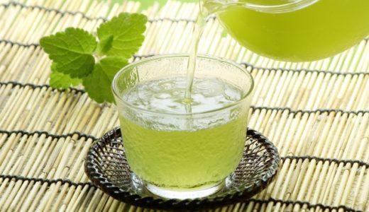 膀胱炎には緑茶が効く?